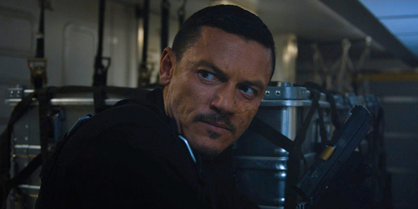 Luke Evans as Owen Shaw in The Fate of the Furious