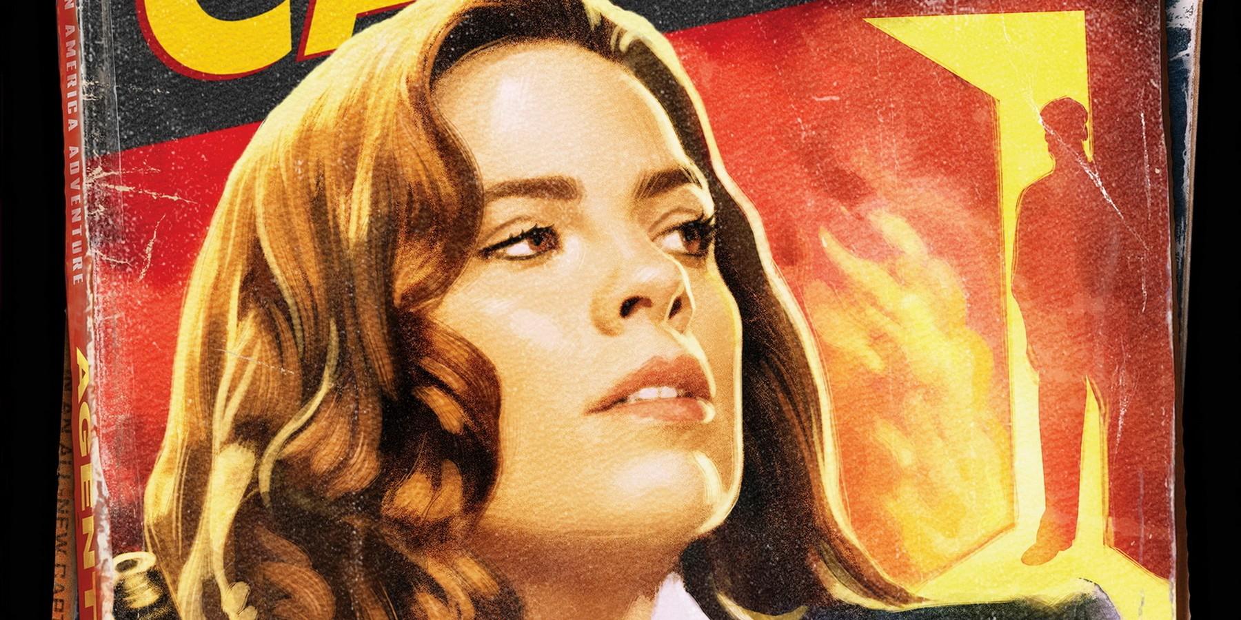Marvel One Shot Agent Carter poster