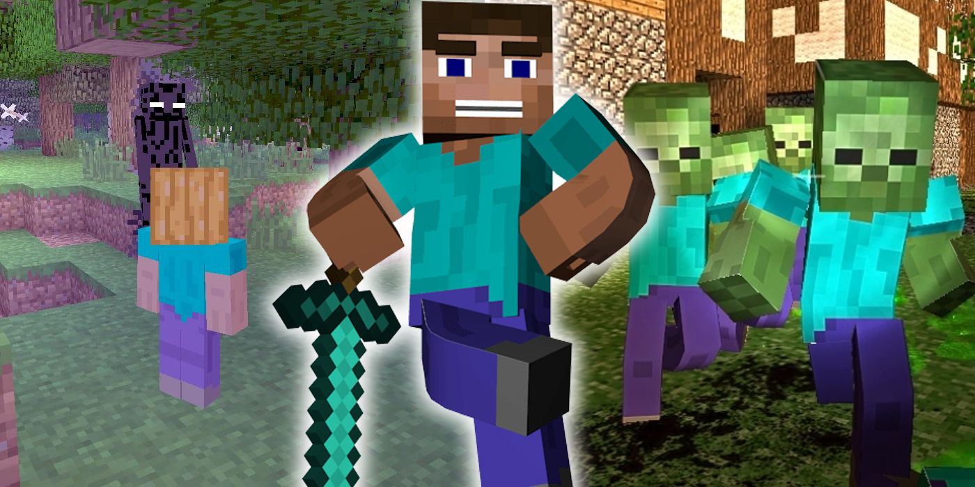 Minecraft Things You Never Knew You Could Do Screen Rant