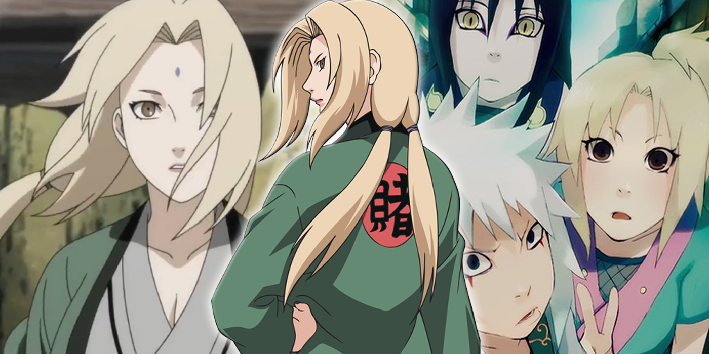 Naruto: Things You Didn't Know About Tsunade   Screen Rant