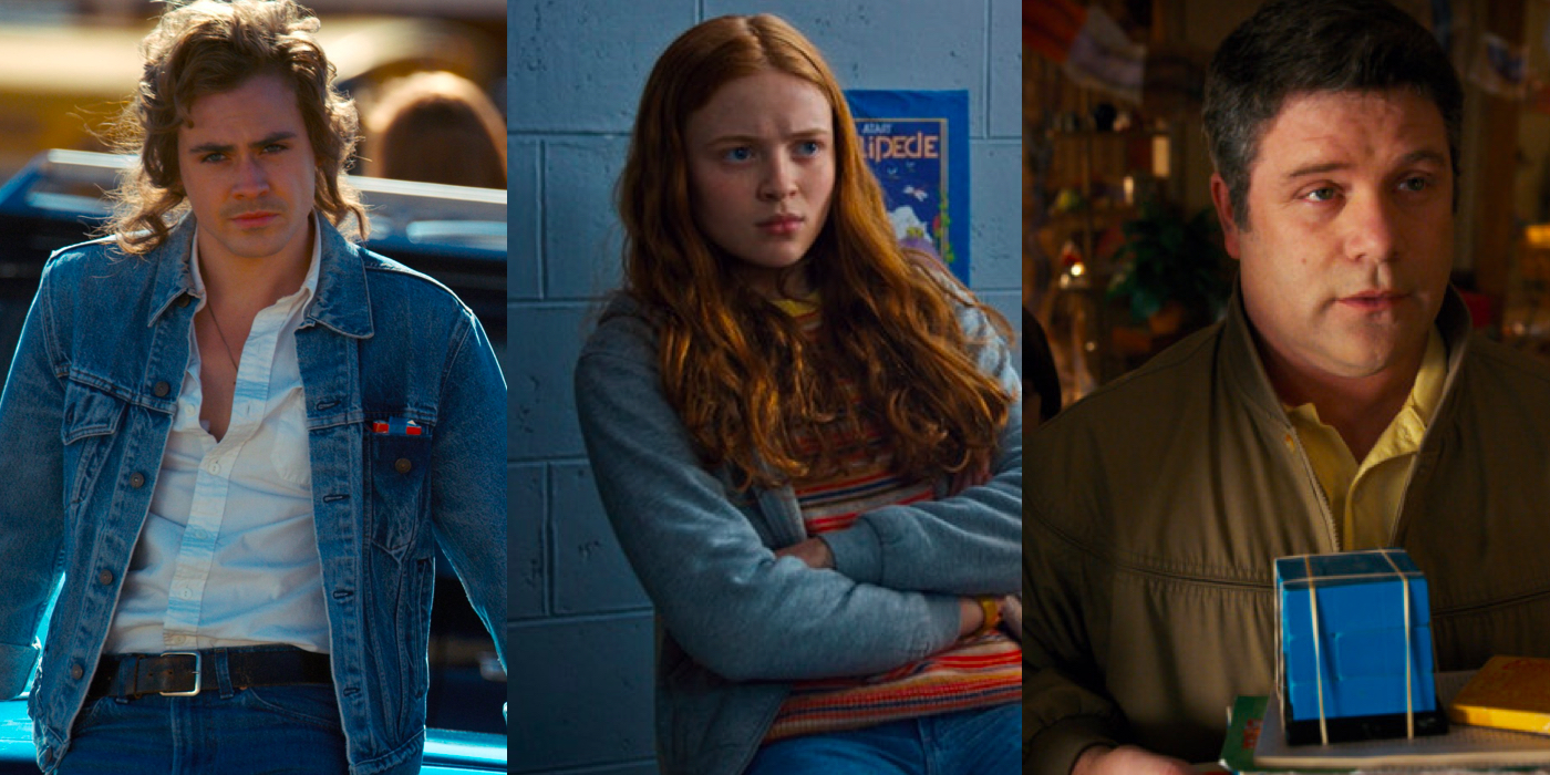 TV and Movie News Stranger Things: Who Are The New Cast in