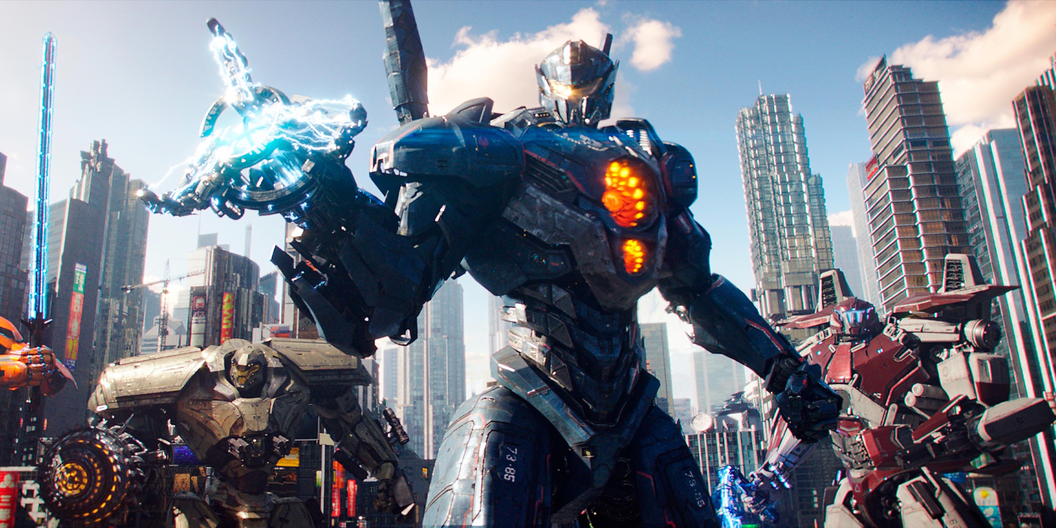 Pacific Rim Uprising First Look Images Arrive | Screen Rant Pacific Rim