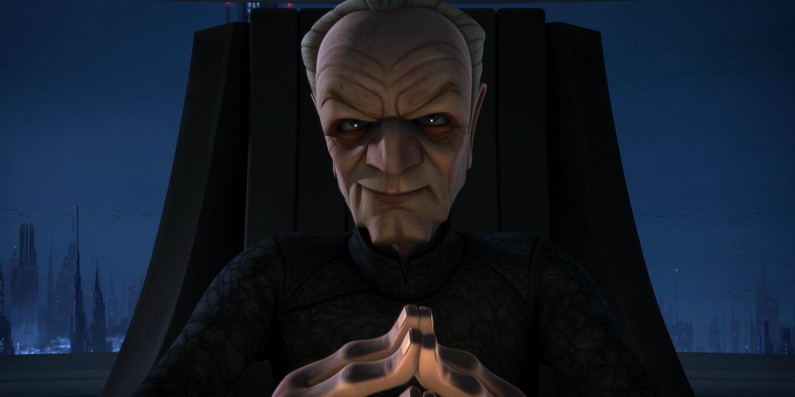 Star Wars Rebels Wont Feature Palpatine
