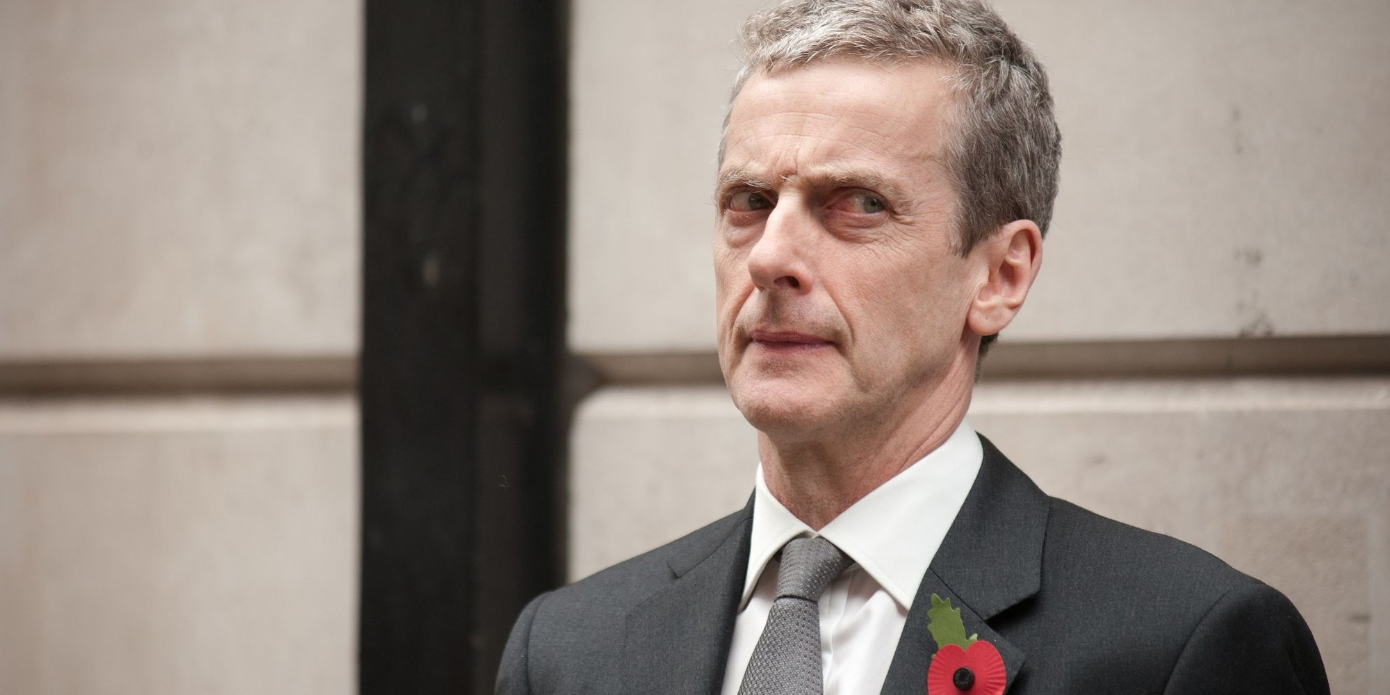 Peter Capaldi as Malcolm Tucker in The Thick of It In The Loop