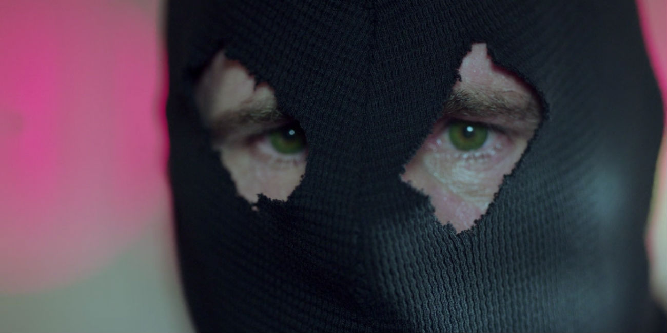 Riverdale - The Man in the Black Hood