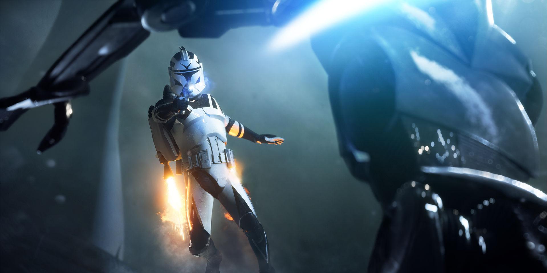 Star Wars Battlefront II Beta EA Loot Box Backlash