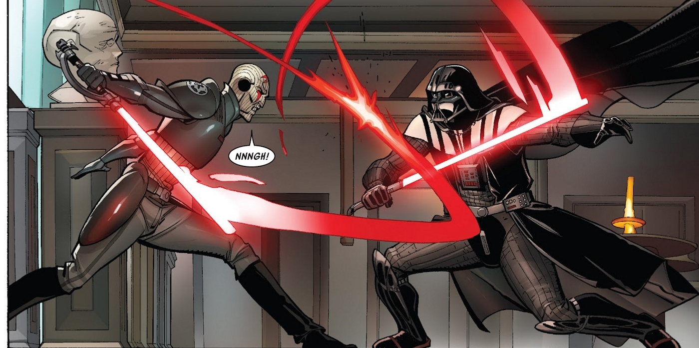 darth vaders history with inquisitors revealed