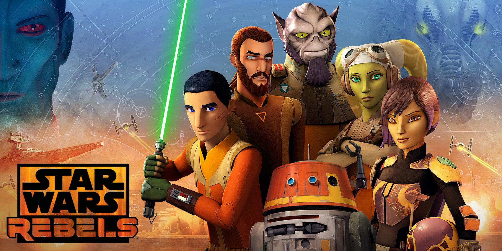 Star Wars Rebels Nachfolger