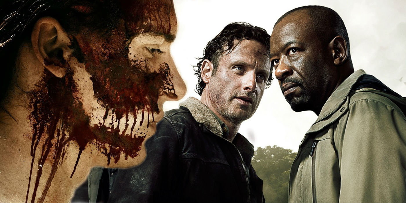 The Walking Dead crossover