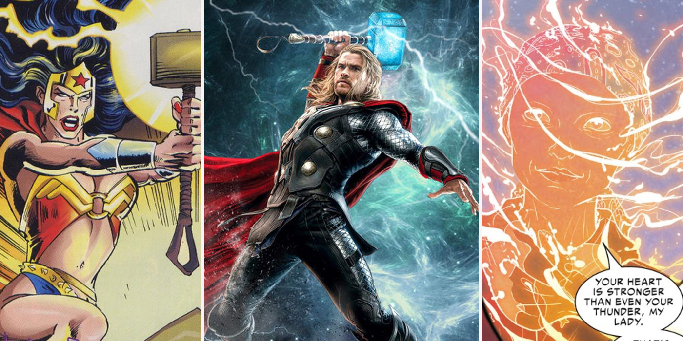 things you didn t know about thor s hammer screen rant