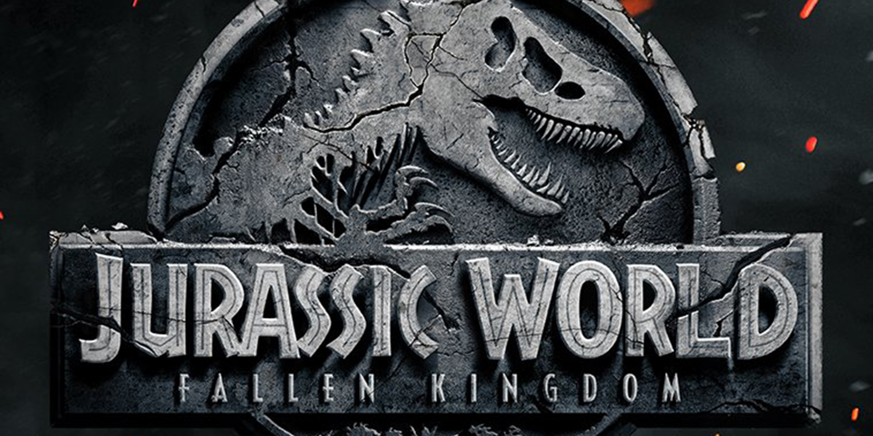 Jurassic World: Fallen Kingdom Logo Cropped
