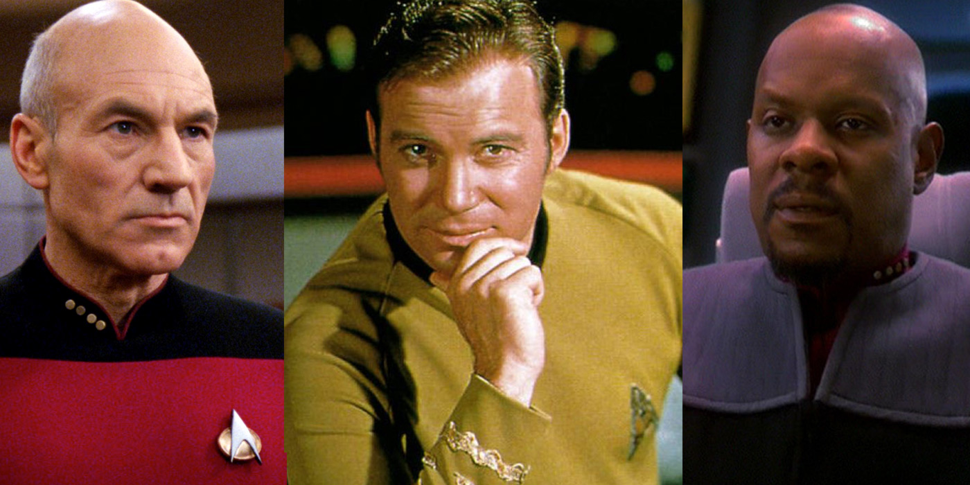 Star Trek: Every Captain, Ranked From Worst To Best