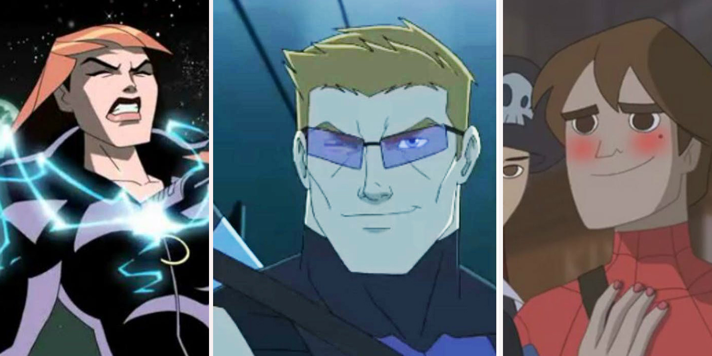 15 Adult Jokes You Completely Missed In Marvel Cartoons