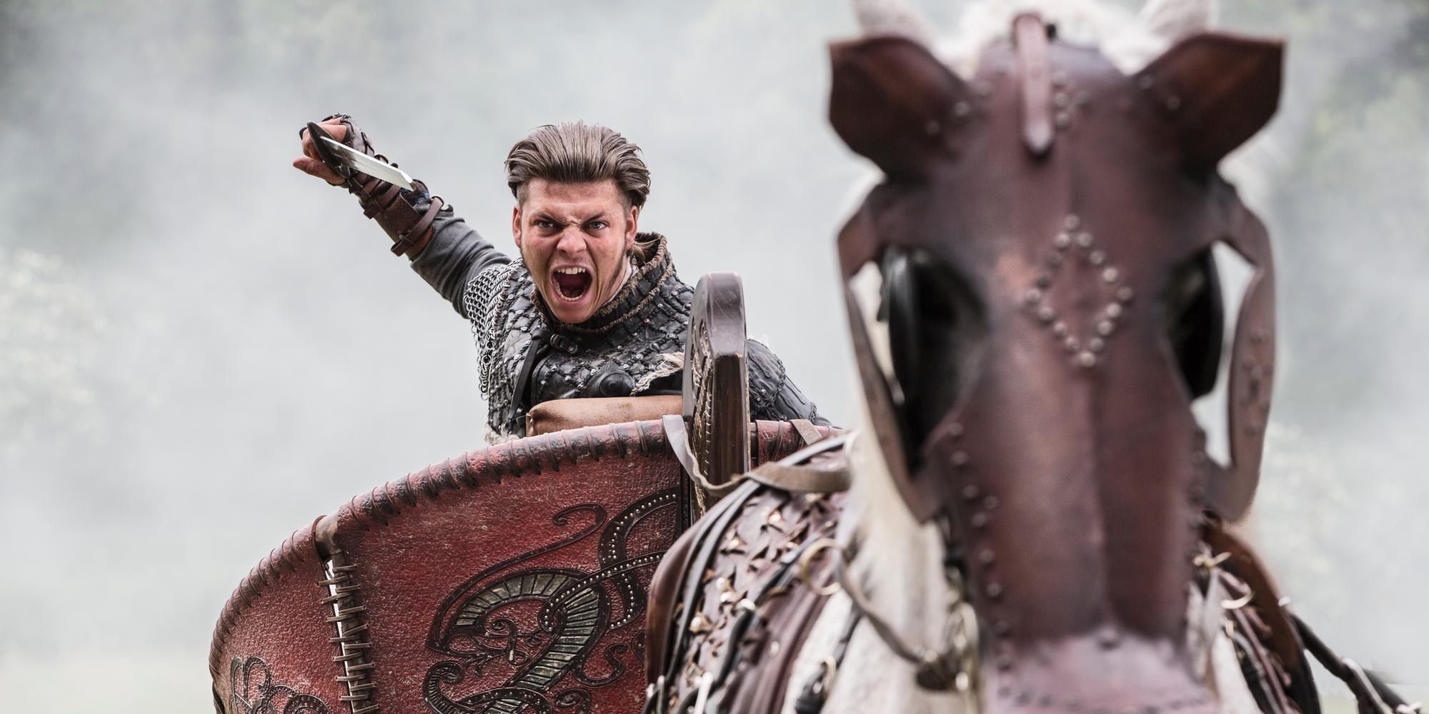 Alex Hogh Andersen in Vikings Season 5
