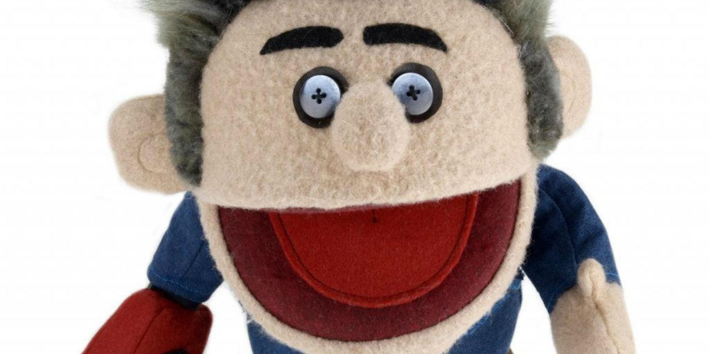 Ash vs Evil Dead Ashy Slashy Puppet (photo NECA)