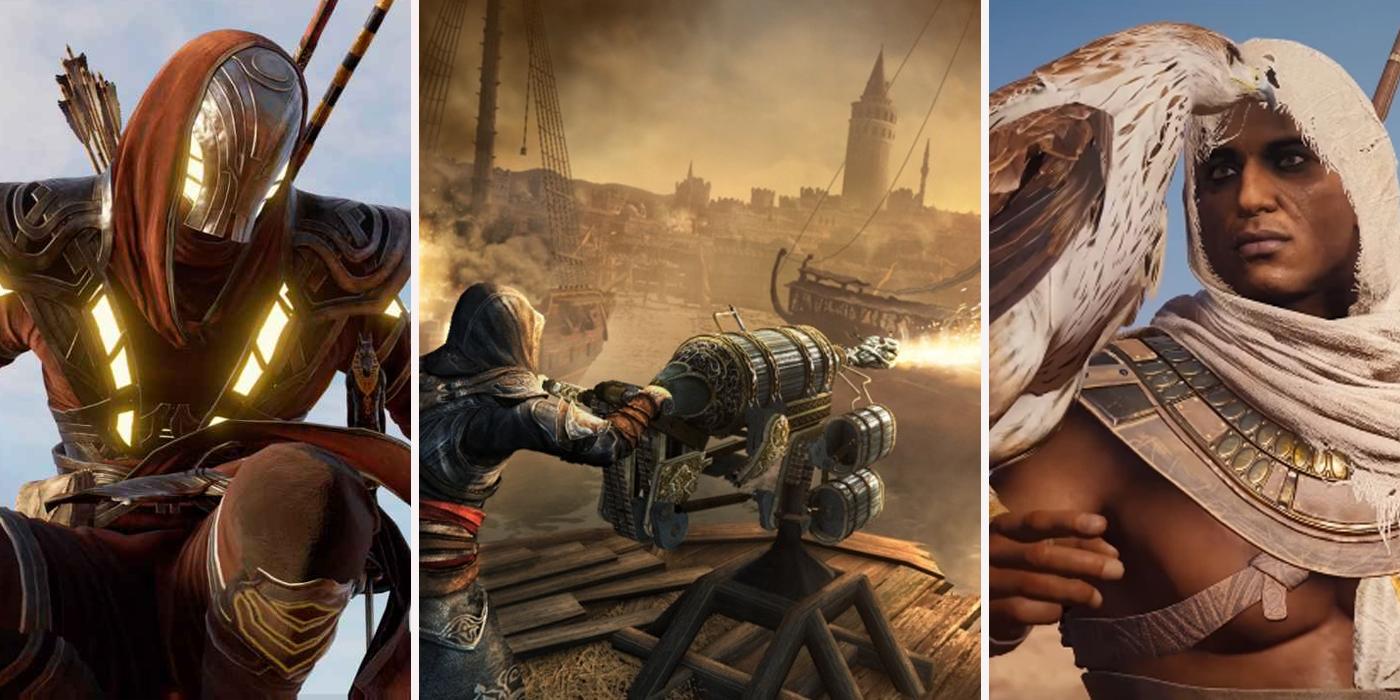Secrets And Tricks Of Assassin's Creed Origins | Screen Rant