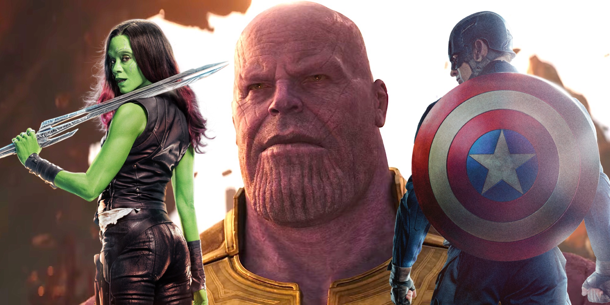 Avengers: Infinity War Trailer Vs. SDCC Teaser | Screen Rant