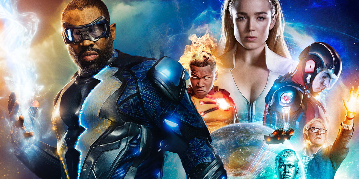 Black Lightning and Legends of Tomorrow