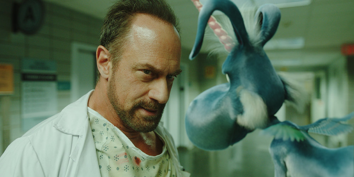 Christopher Meloni in Happy SYFY