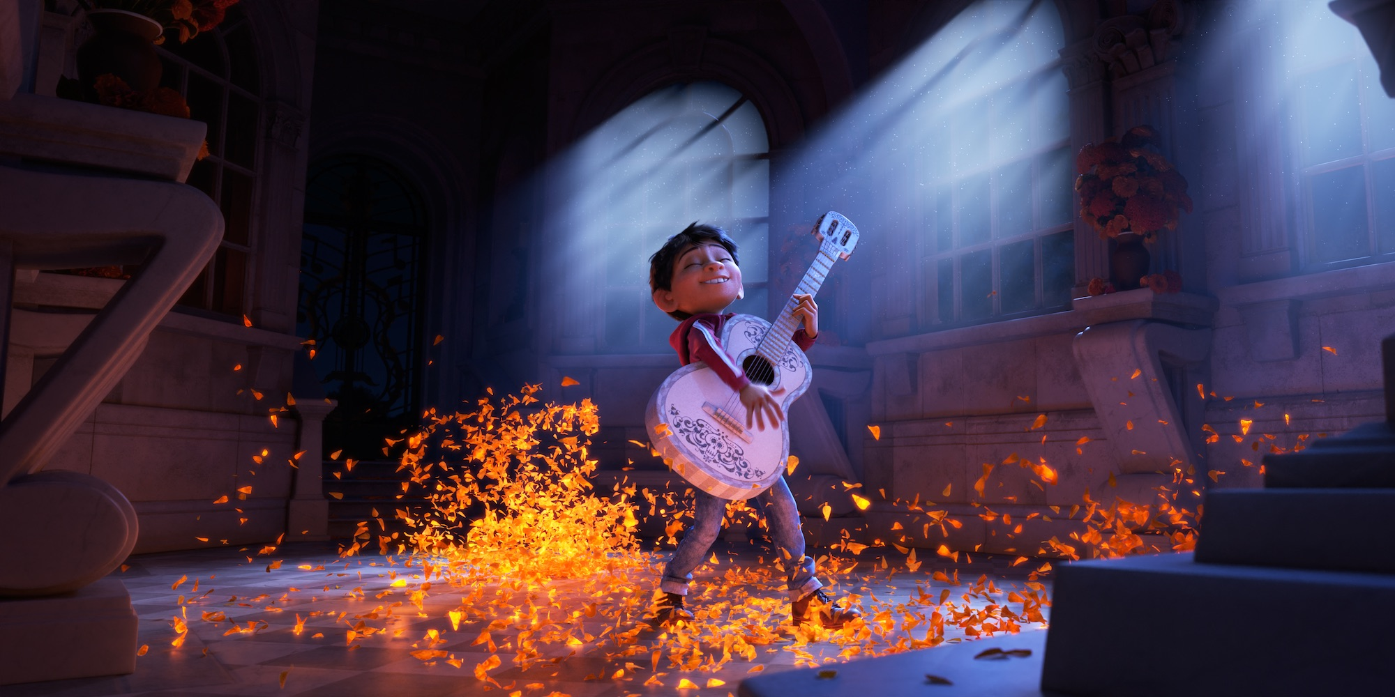 Coco Movie Miguel Guitar