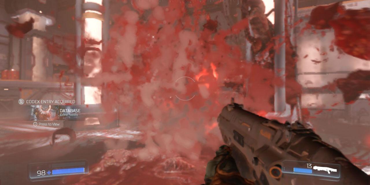 Doom on Switch 2