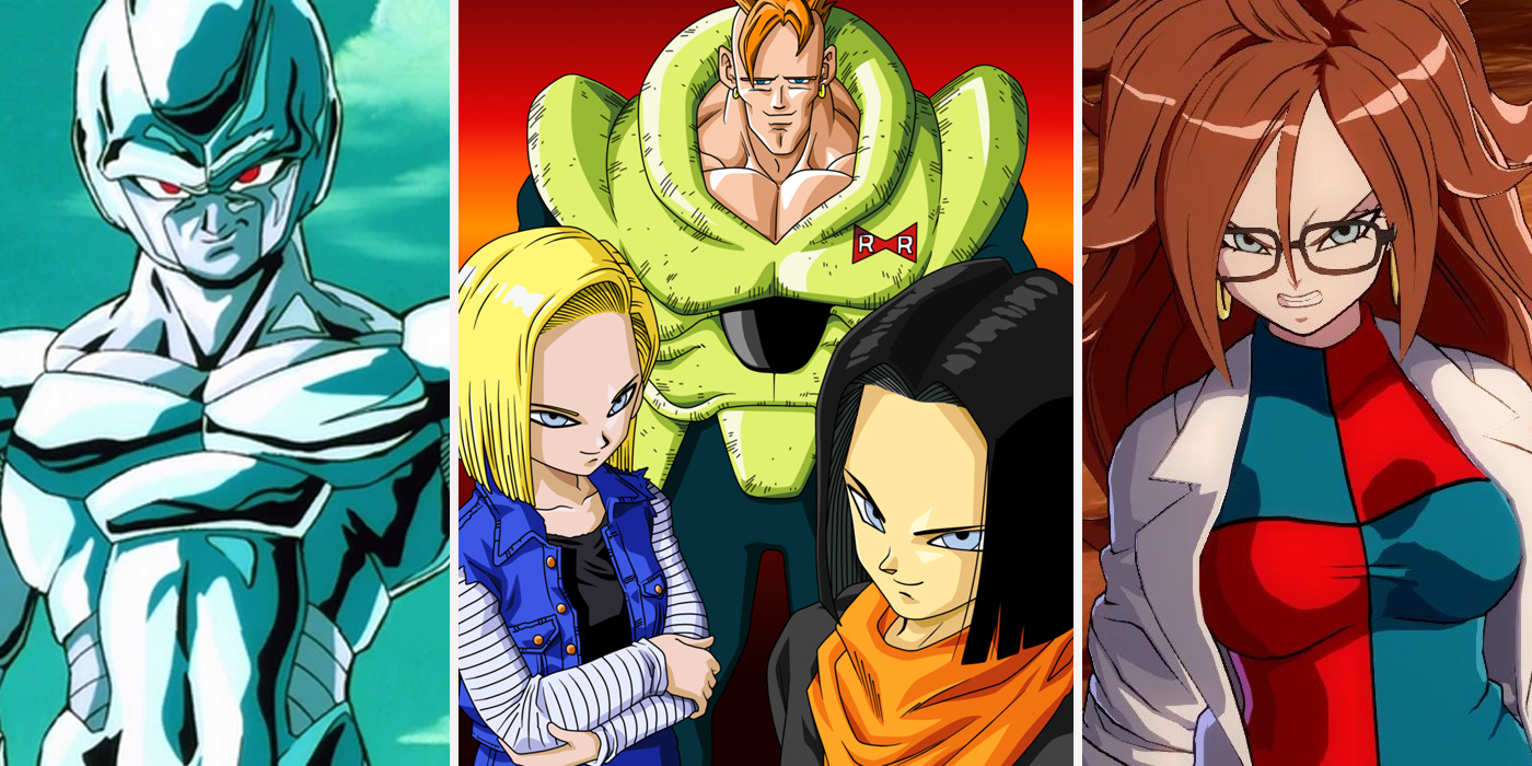 The Best 15 of Dragon Ball Games on Android - Gameslistly