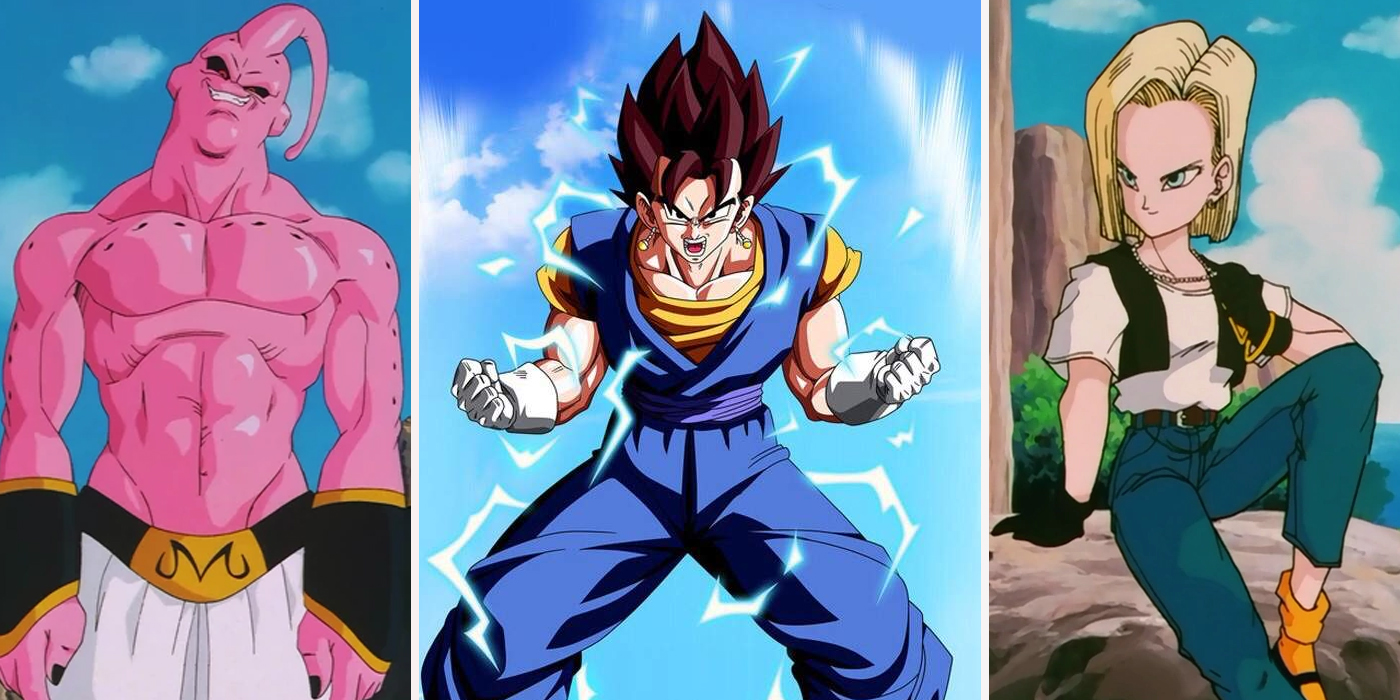 Dragon ball z every fighter ranked screen rant thecheapjerseys Choice Image