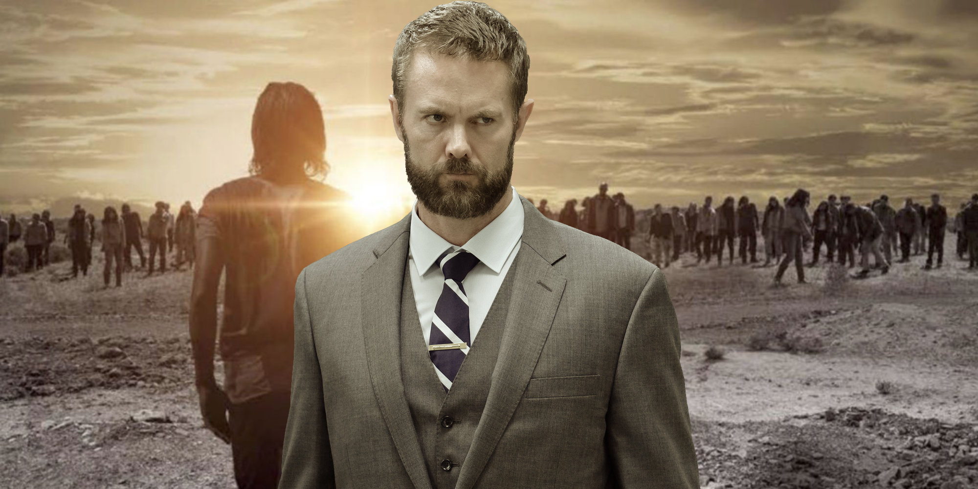 Garret Dillahunt Fear the Walking Dead Season 4
