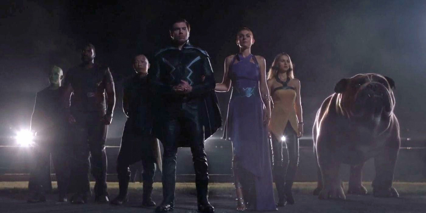 Inhumans Royal Family