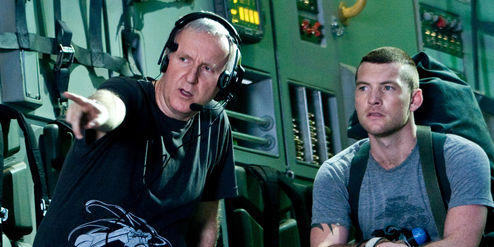James Cameron Avatar Set