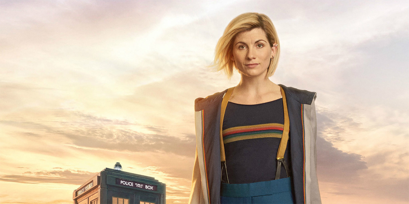 Jodie Whittaker 13th Doctor