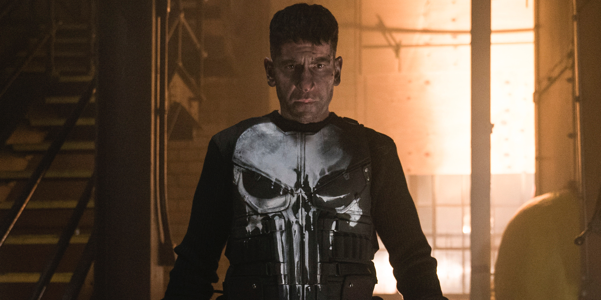 Jon Bernthal in Marvel's The Punisher Netflix