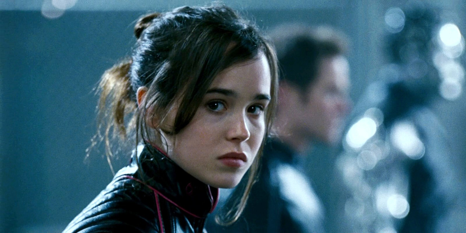 Ellen Page as Kitty Pryde in X-Men: The Last Stand