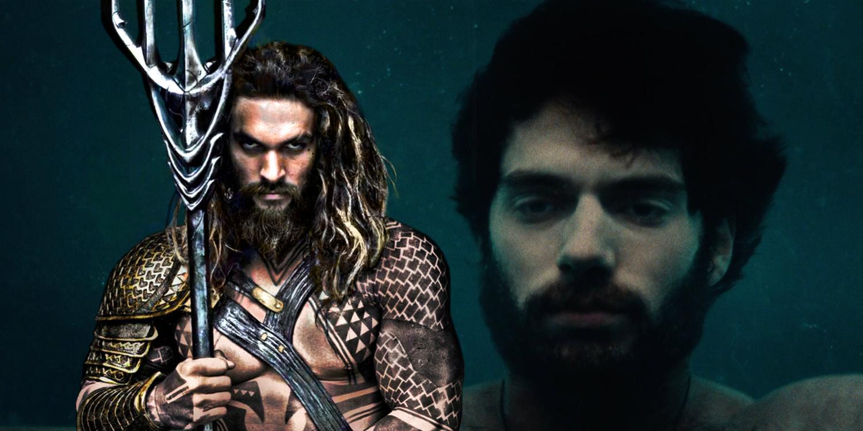 Aquaman Saved Superman in Man of Steel | Screen Rant