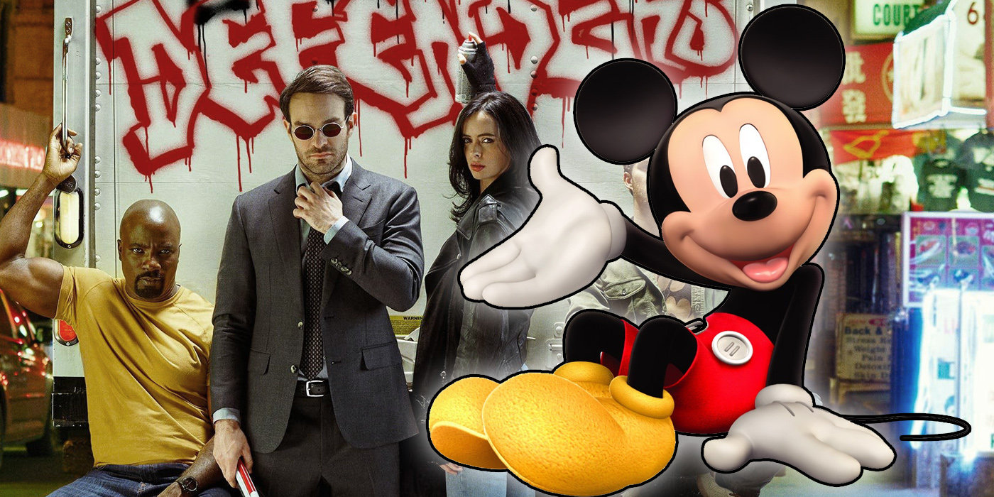 Mickey Mouse and The Defenders
