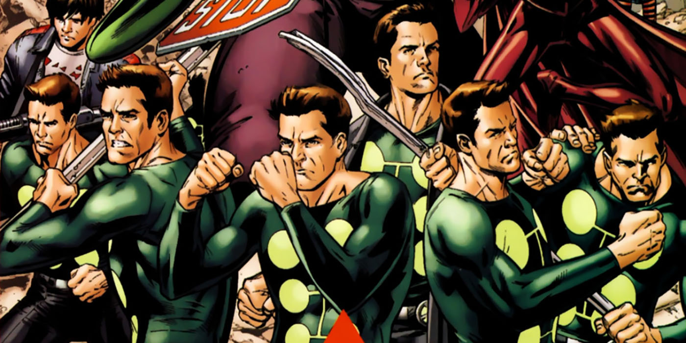 Multiple Man Jamie Madrox
