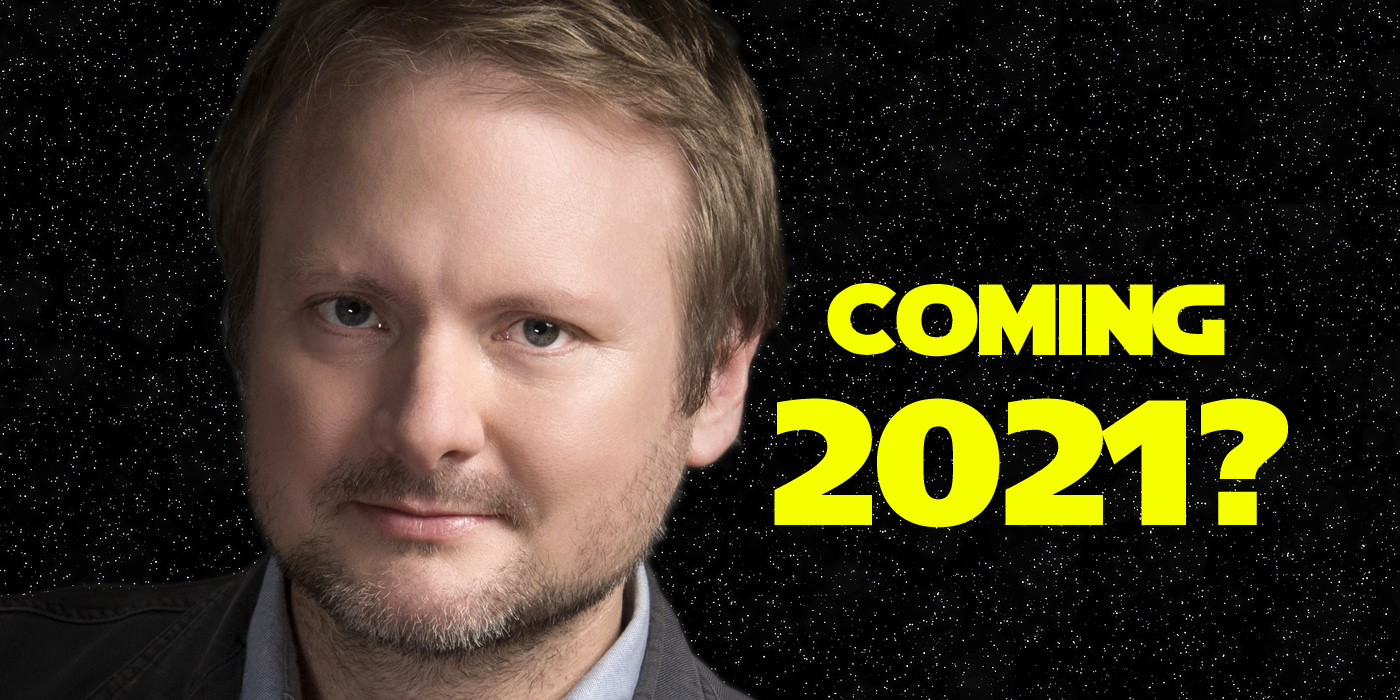 Rian Johnson Star Wars Film Release Date