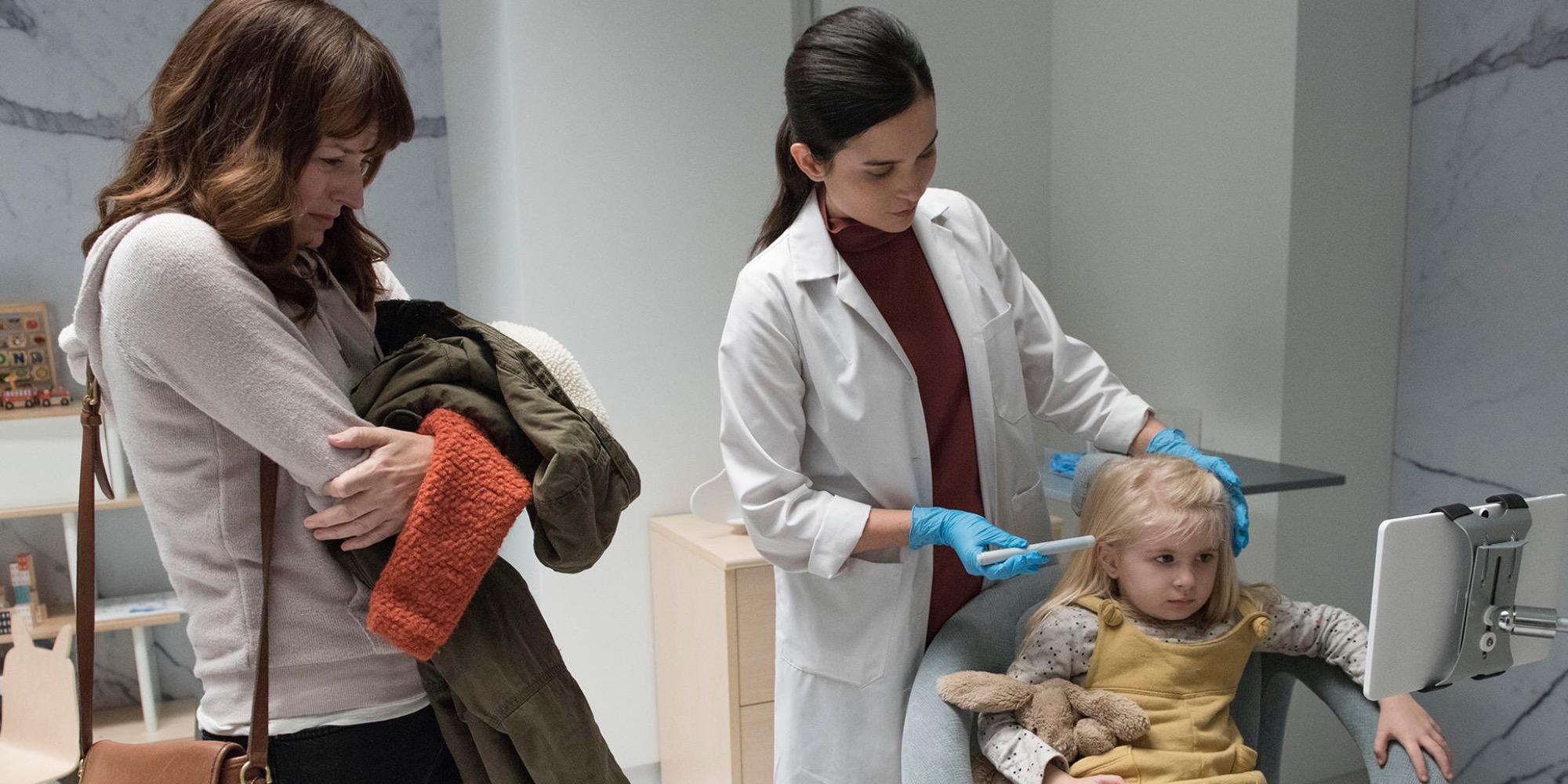 Rosemarie DeWitt in Black Mirror Season 4