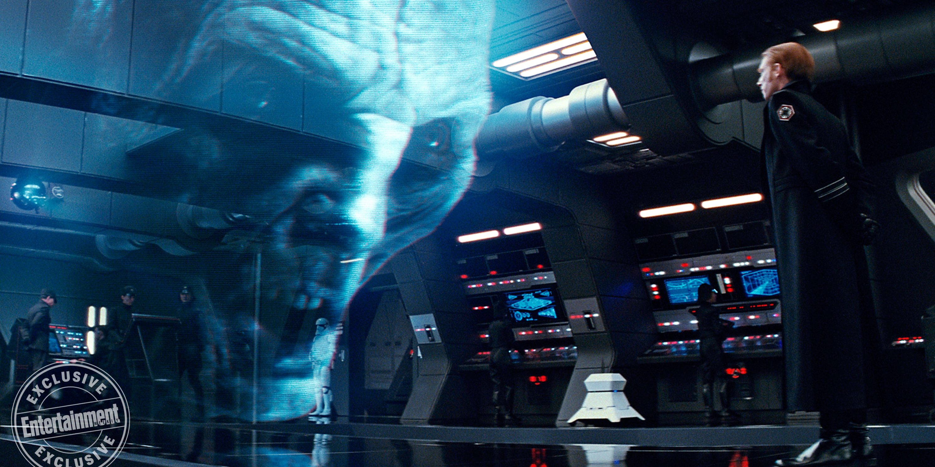 Snoke Motivated By Revenge In The Last Jedi Screen Rant