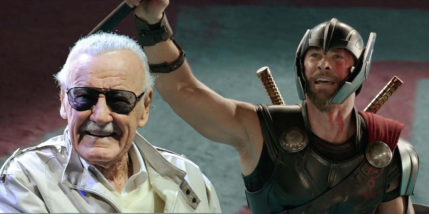 Stan Lee Thor Ragnarok