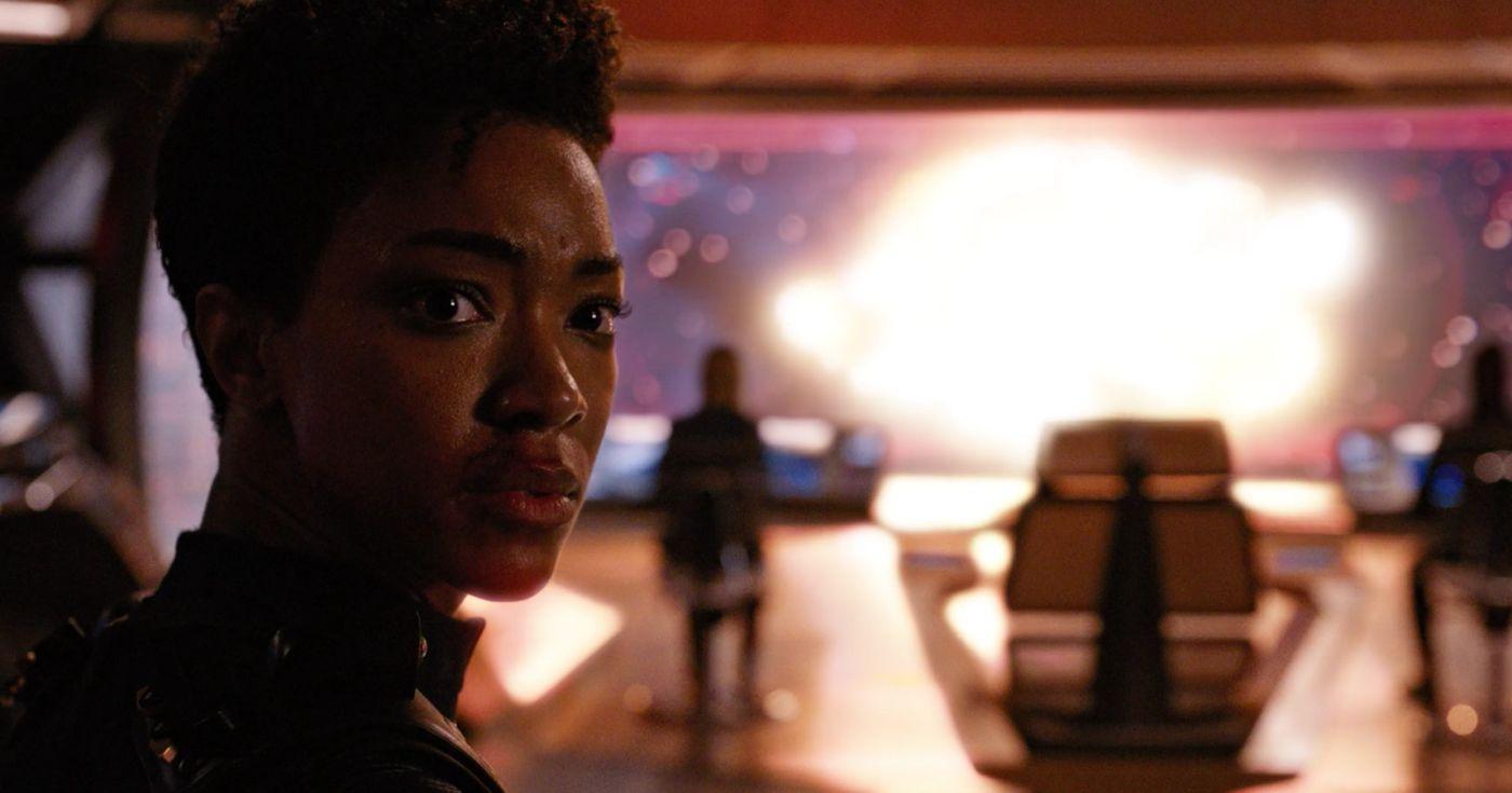 Star Trek Discovery Burnham Episode 9 Star Trek: Discovery Season Finale Recap