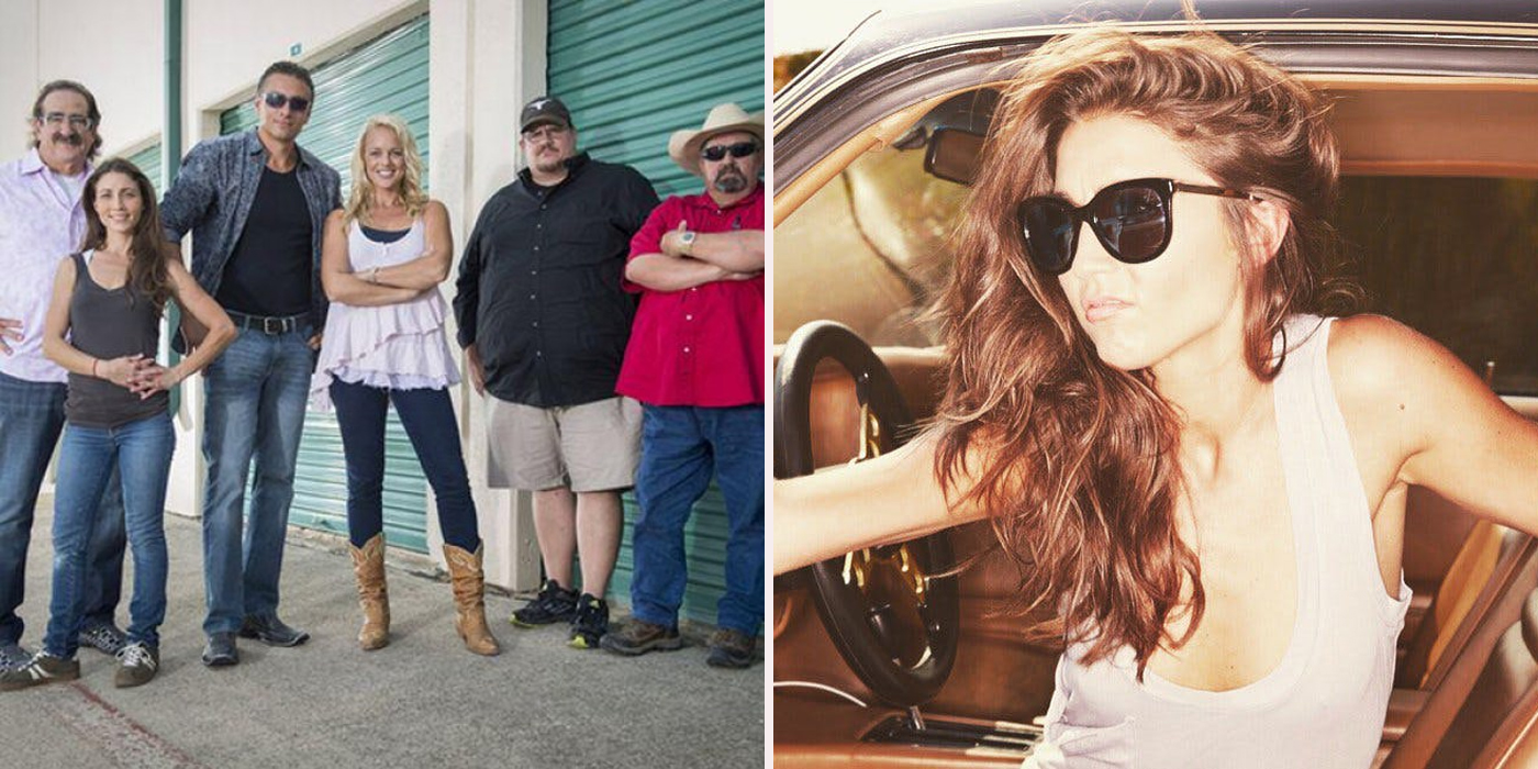 15 Steamy Photos Of The Cast Of Storage Wars