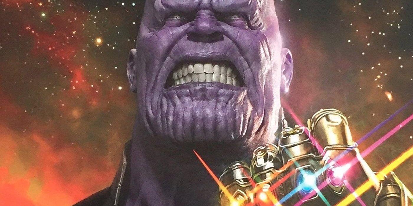 Thanos Has All Infinity Stones In New Empire Cover  Thanos
