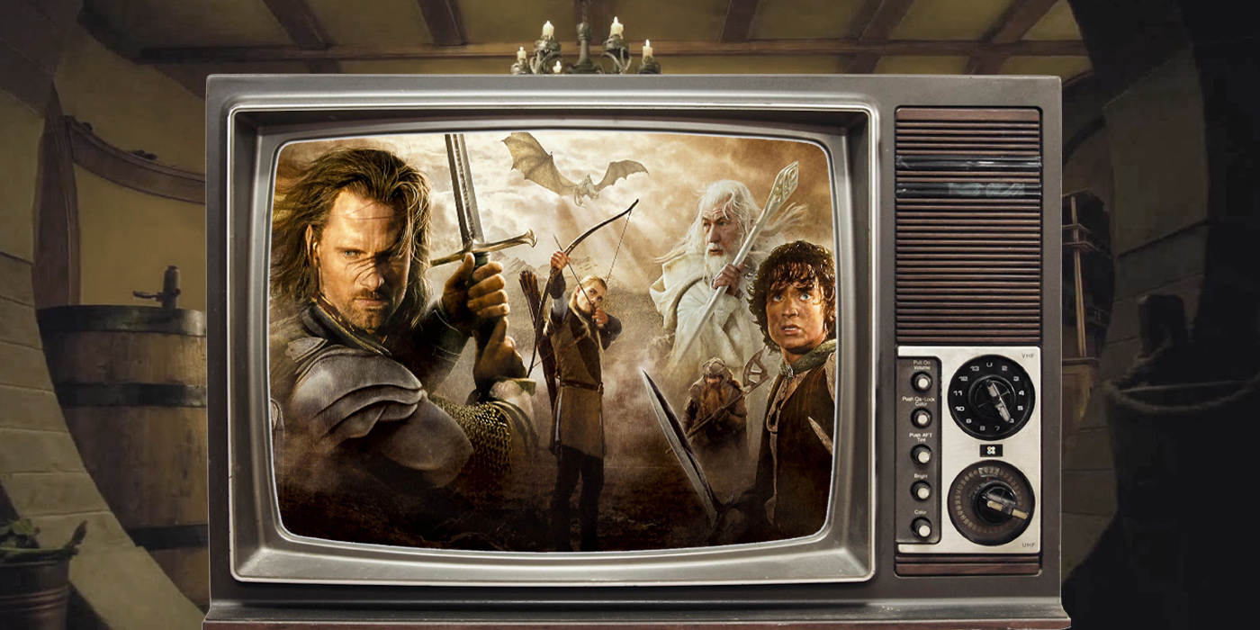 The Lord of the Rings on TV