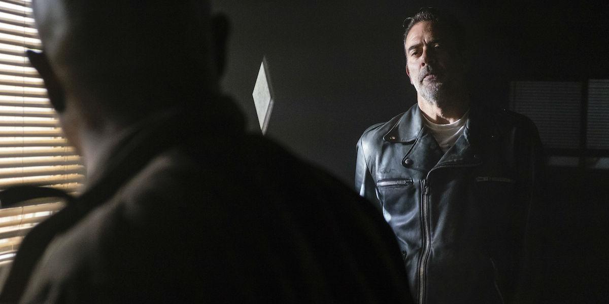 The Walking Dead The Big Scary U Negan Gabriel Review
