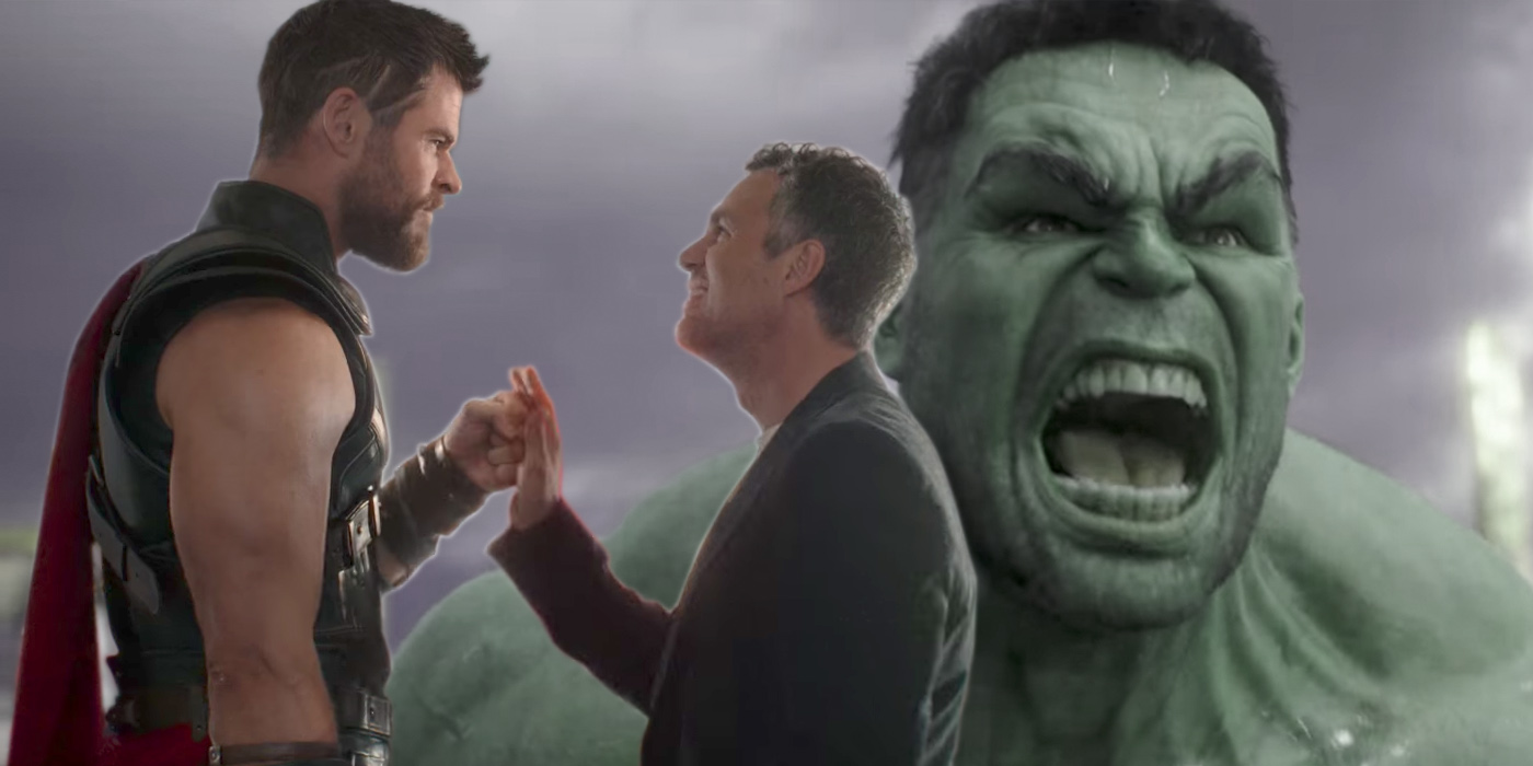 Thor: Ragnarok Wastes Bruce Banner | Screen Rant