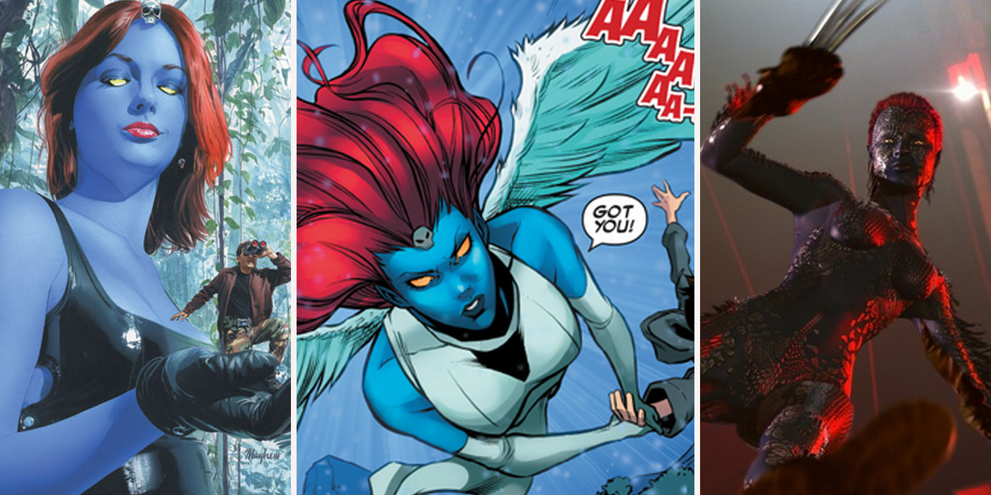 Powers You Didn't Know Mystique Has | Screen Rant