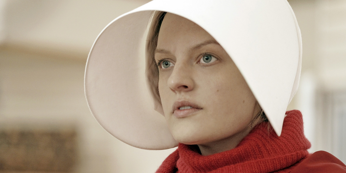1. Offred, The Handmaids Tale
