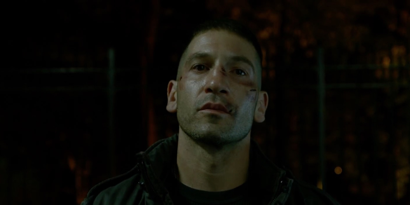 """Jon Bernthal in Marvel TV's The Punisher on Netflix"""