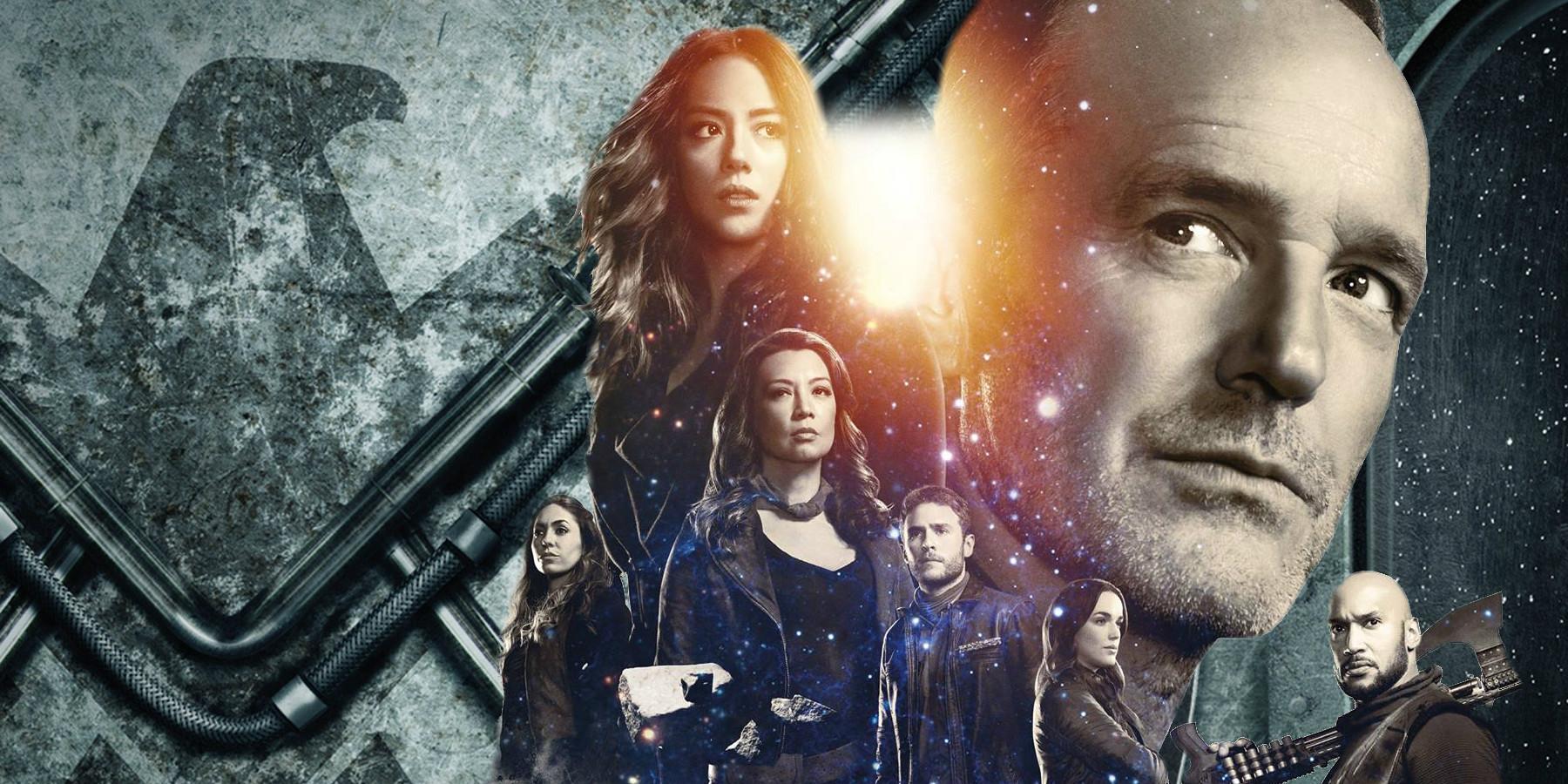 Agents Of Shield Staffel 5 Deutschland